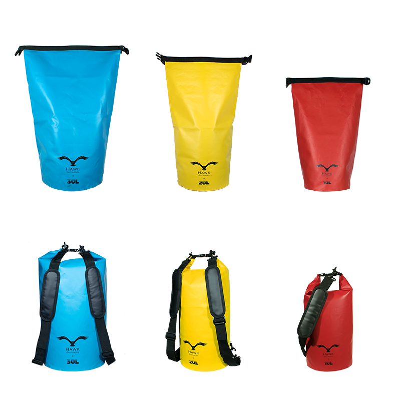 HAWK Outdoors Dry Bags - Sizes